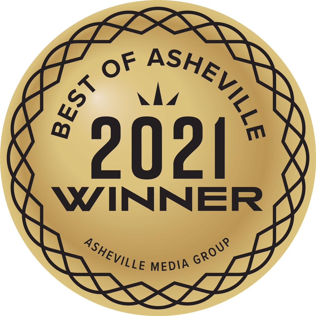 2021 Best of Asheville - Dentist