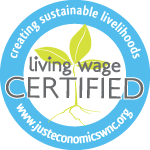 Certification Logo living wage