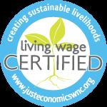 Certification Logo living wage